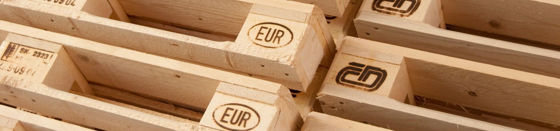 EUR palety